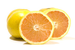 Ruby red grapefruit from Florida Stock Photos