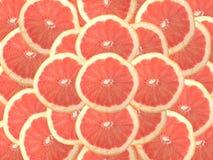 ruby red grejpfruta Zdjęcie Royalty Free