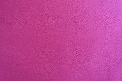 Ruby red fleece fabric from above. Ruby red polar fleece fabric from above Stock Photo