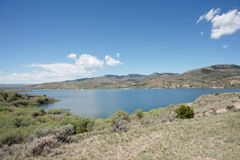 Ruby Reservoir Royalty Free Stock Photography