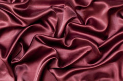 Ruby satin Royalty Free Stock Photo