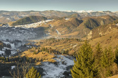 Rucar Bran, Brasov, Romania stock image