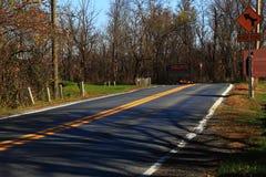 Ruchów drogowych opóźnień znak Obraz Stock