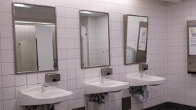 Ruch czysty nowy jawnej toalety pokój zbiory