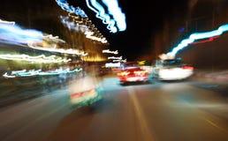 ruch drogowy Zdjęcia Royalty Free