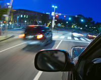 ruch drogowy fotografia stock