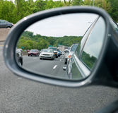 ruch drogowy obraz stock