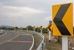 Ruch drogowy na koszowym sposobie Obraz Stock