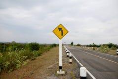 Ruch drogowy na wszystkie sposobie Zdjęcia Stock
