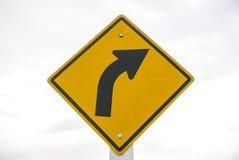 Ruch drogowy na wszystkie sposobie Obrazy Stock