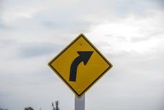 Ruch drogowy na wszystkie sposobie Obraz Stock