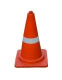 Ruch drogowy szyszkowa pomarańcze Zdjęcie Royalty Free