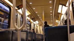 Ruch pasażery bierze skytrain