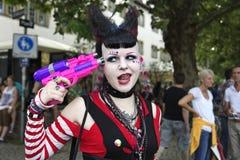 Ruch punków Fotografia Royalty Free