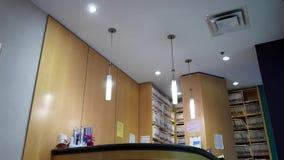 Ruch pusty stomatologiczny biuro zdjęcie wideo