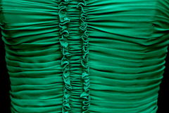 Ruched Dress Bodice Stock Photography