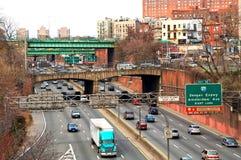 Ruchliwie autostrada zdjęcia stock