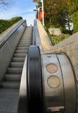 ruchome schody do Zdjęcia Royalty Free