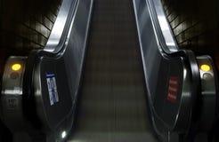 ruchome schody do Fotografia Royalty Free