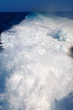 ruchu abstrakt w morzu Obraz Stock