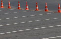 Ruchu drogowego rożek Obraz Royalty Free