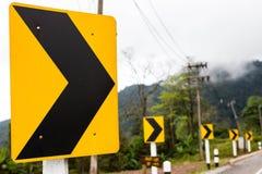 Ruchu drogowego znak Fotografia Royalty Free
