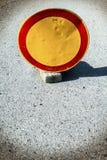 Ruchu drogowego znak 01 Obrazy Royalty Free