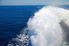 ruchu piankowy i śródziemnomorski Greece Obraz Royalty Free