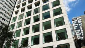 Ruchu widok 432 Park Avenue budynek zbiory wideo