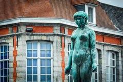 Ruciany Du Pont w Tournai, Belgia Obrazy Royalty Free