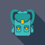rucksack Image libre de droits