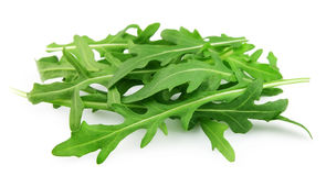 Rucola leaves Royalty Free Stock Photography