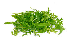 Rucola leaves Stock Photo