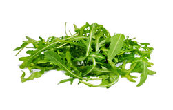 Rucola leaves Stock Images