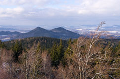 Rudawy Janowickie mountains - Poland Royalty Free Stock Image