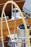 rudder компаса Стоковые Фотографии RF