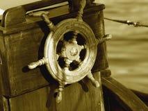 rudder предпосылки Стоковое Изображение