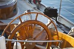 rudder drewniany Zdjęcie Royalty Free