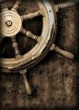 rudder grunge Стоковое Изображение RF