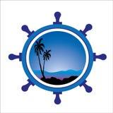 Rudder Royalty Free Stock Image