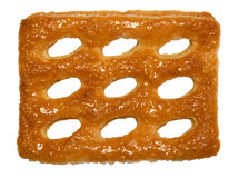 Ruddy biscuits Stock Image