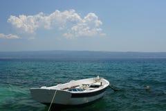 Ruderboot Stockfoto