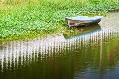 Ruderboot Lizenzfreie Stockfotografie