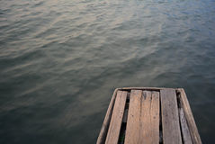 Ruderboot stockbild