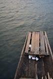 Ruderboot lizenzfreie stockfotos