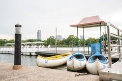 Ruderboot Lizenzfreies Stockbild