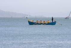 Ruderboot-Rennen Stockbilder