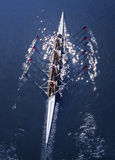 Rudersport 34c Stockfotos