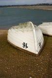 Rudersportboot stockfotos