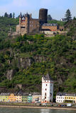 Rudesheim Castle Royalty Free Stock Photo
